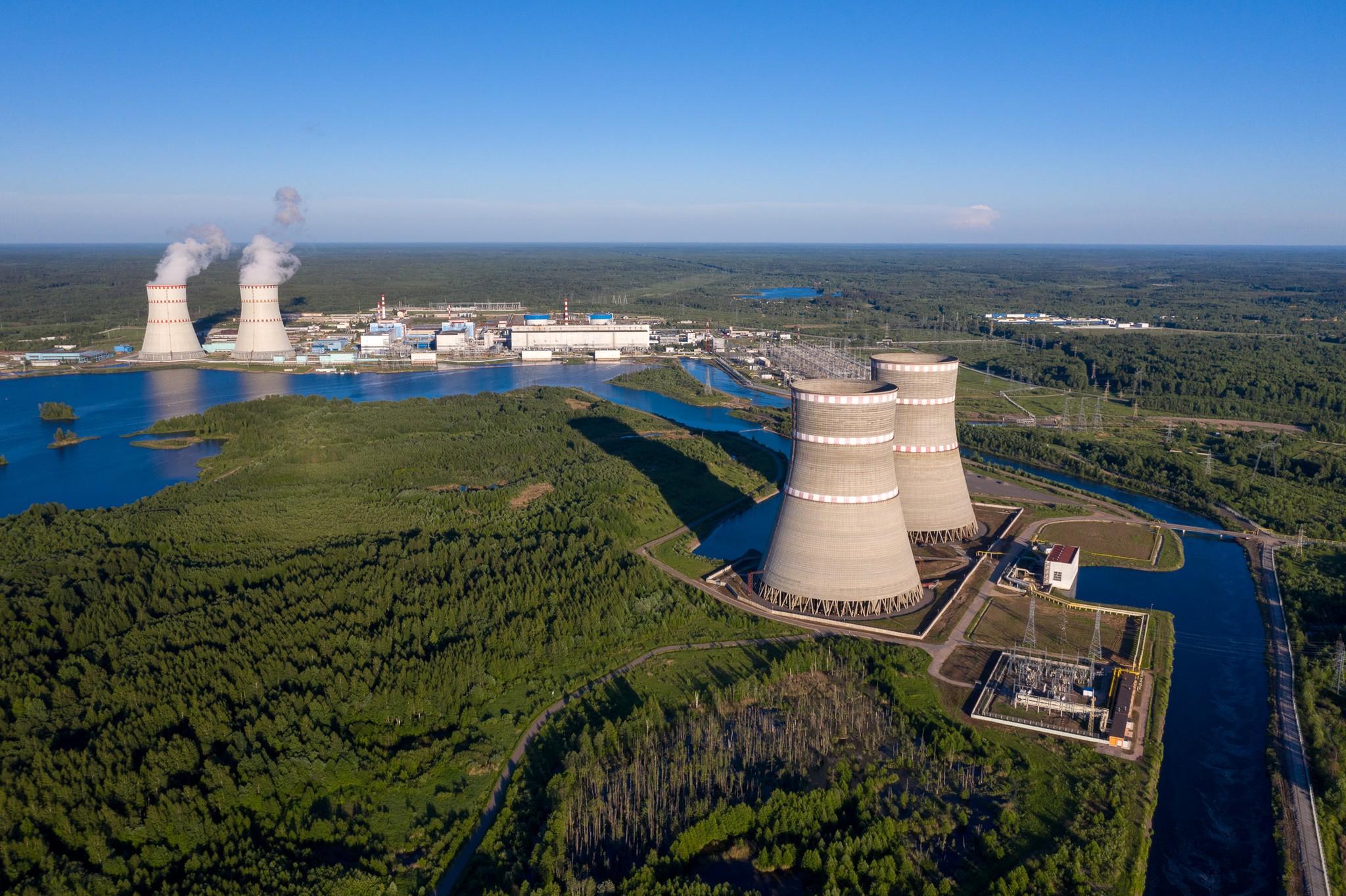 Калининская АЭС: 536 миллионов рублей составила дополнительная выручка в апреле 2021 года