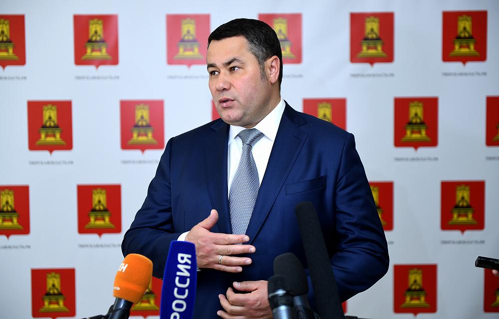 Игорь Руденя занял 2-е место среди губернаторов по доле позитивных комментариев в социальных сетях