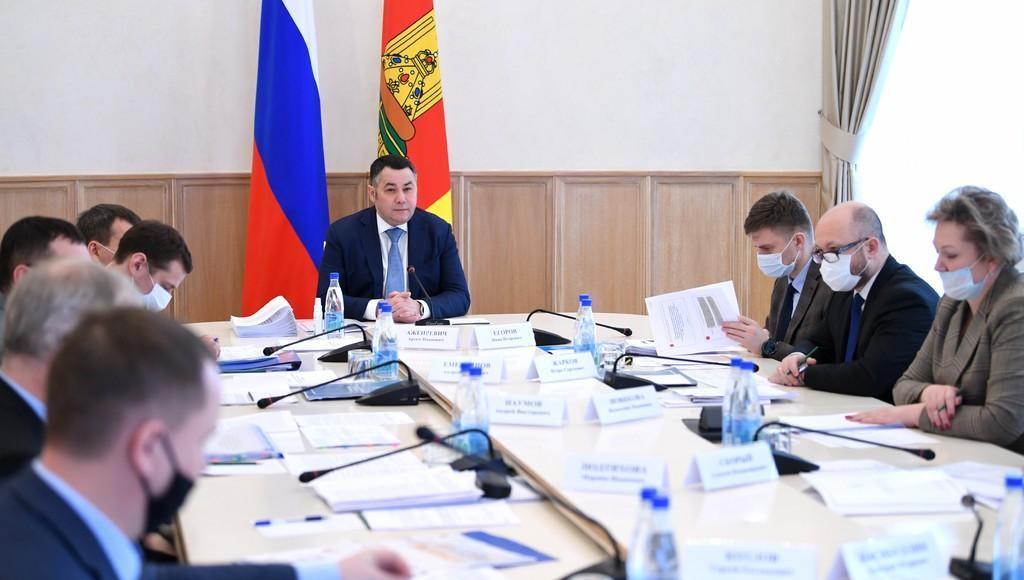 В Тверской области принимаются меры для активизации трудоустройства жителей