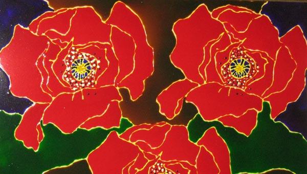Выставку художественных картин на стекле представит в Твери 2 марта мастерская «Креатюр»