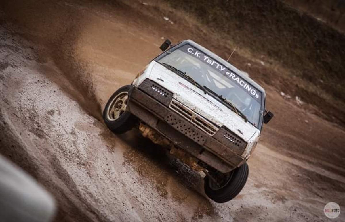СК ТвГТУ «Racing» - вице-чемпион шестого этапа чемпионата России по автокроссу - новости Афанасий