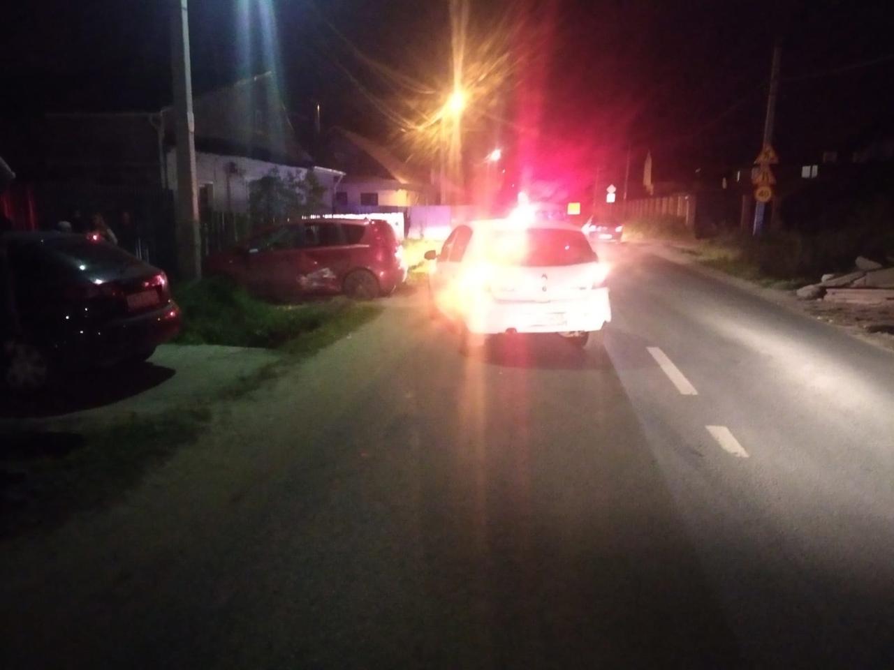 Ребенок получил травмы в столкновении Renault и Nissan в Твери
