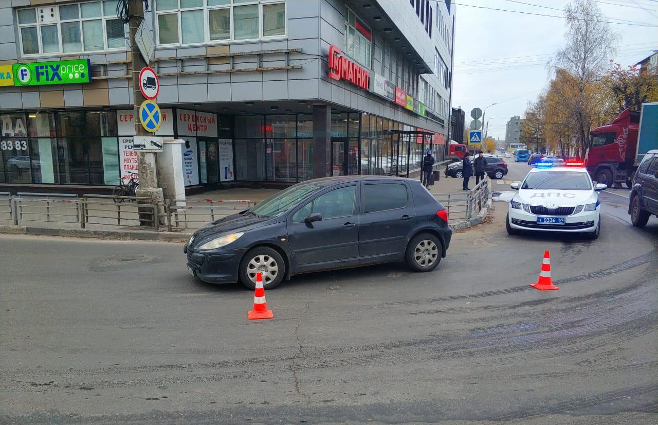 В Твери водитель легковушки сбил велосипедиста - новости Афанасий