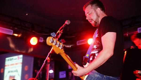 Тверские рокеры «XOKEY» дали первый концерт после длительного перерыва / фоторепортаж