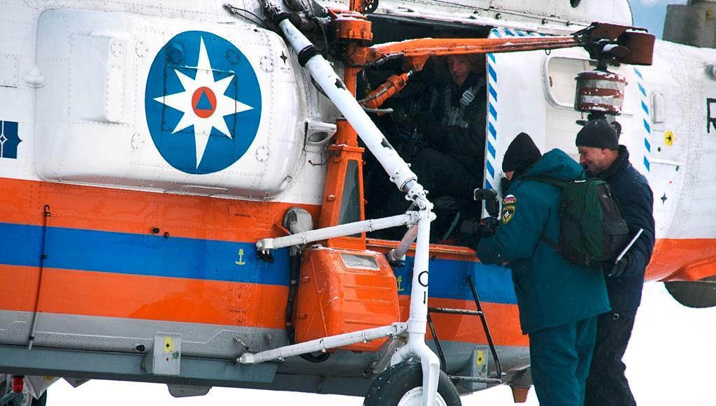 В Тверской области санавиация помогла двум тяжелобольным пациентам
