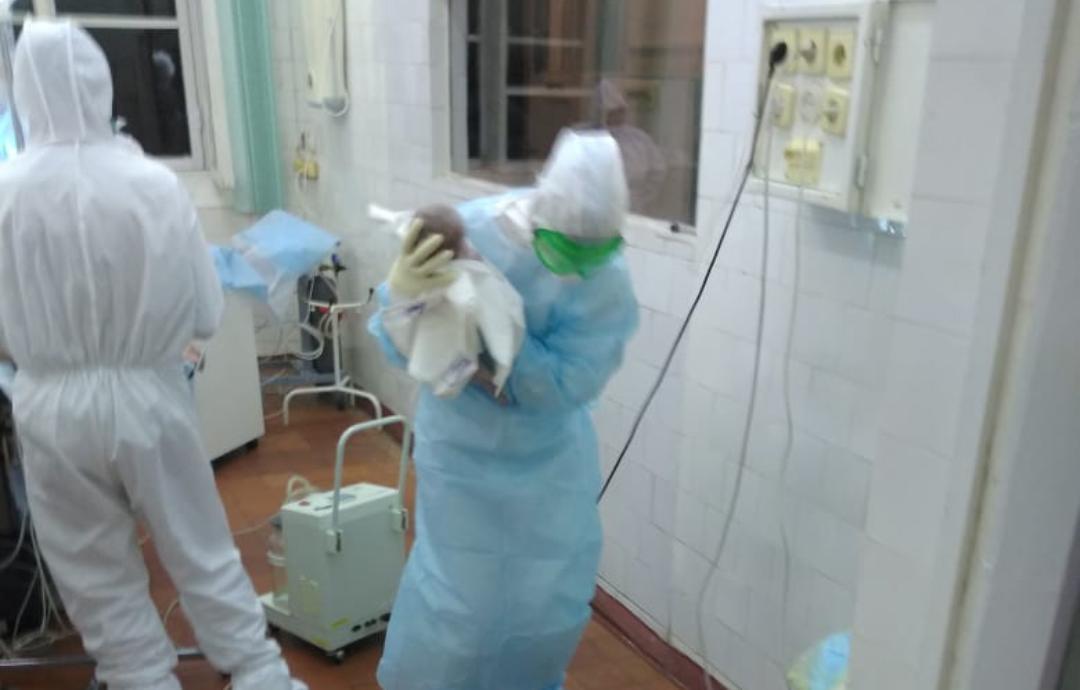 В Твери приняли роды у женщины с коронавирусом