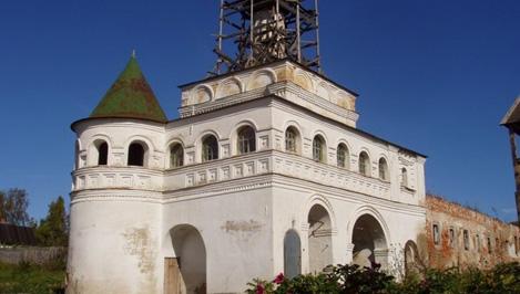 Из федерального бюджета будет выделено 50 млн. рублей на реставрацию Николаевского женского монастыря