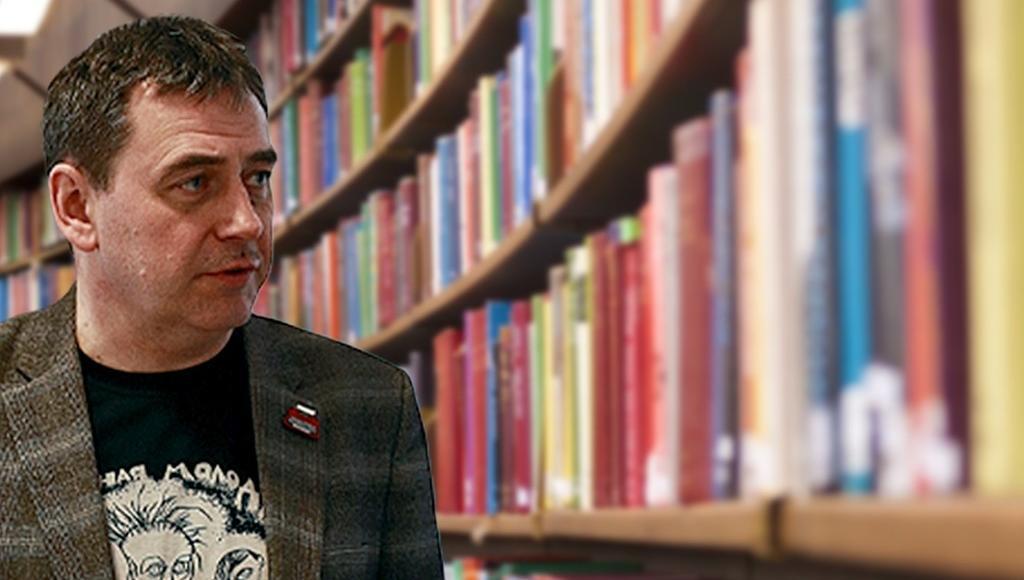 Жителей Твери приглашают обсудить «Петербургские повести» с Юрием Доманским - новости Афанасий