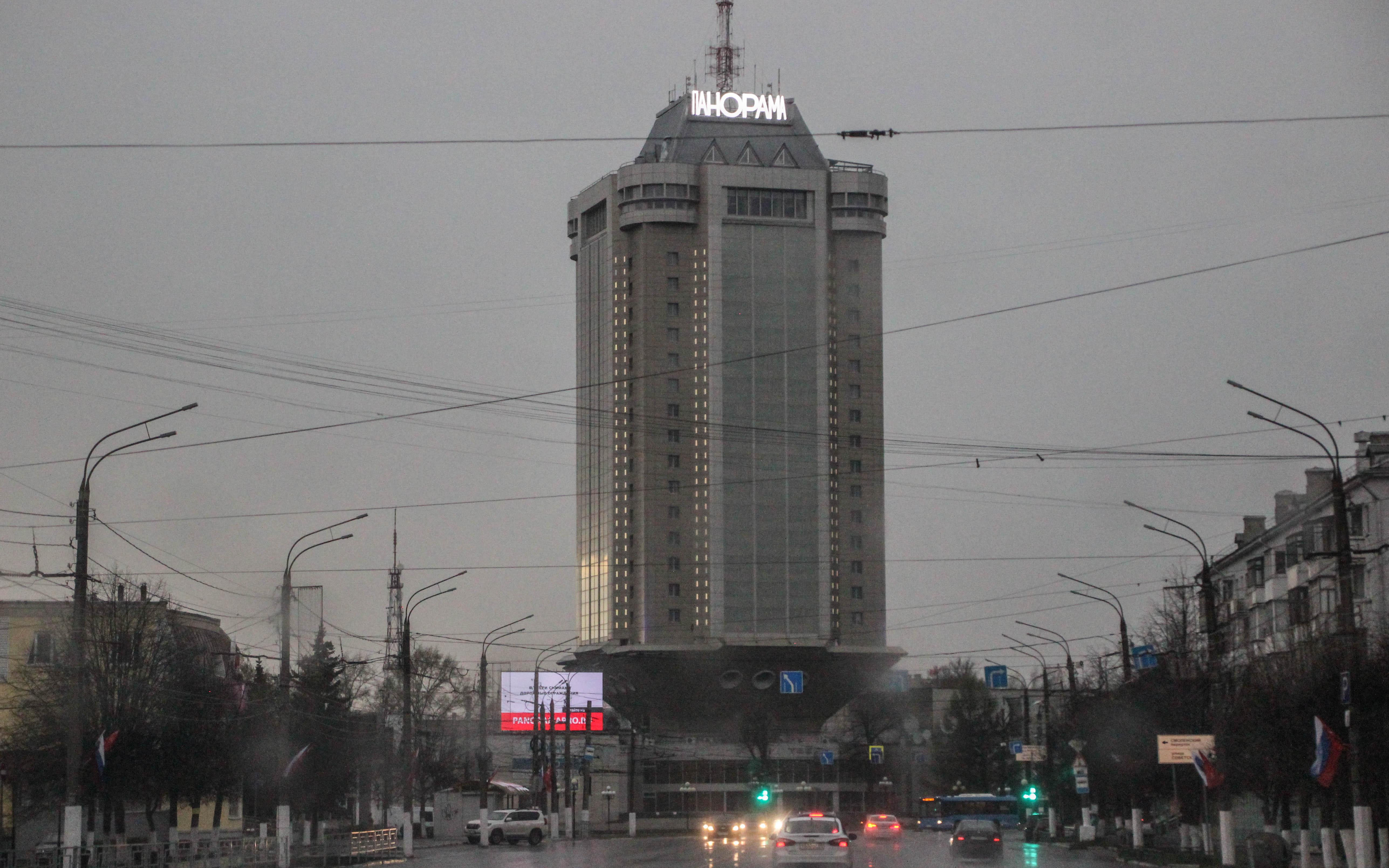 В Тверской области прогнозируют сильный дождь