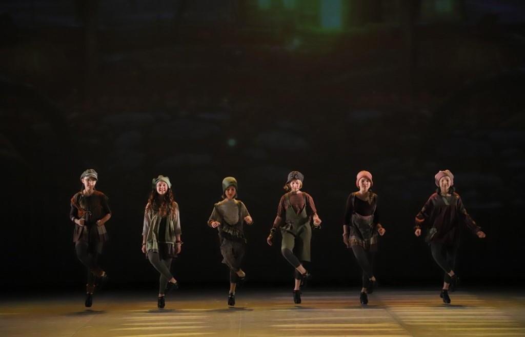 Коллектив ирландского танца «Степполтон» из Твери дважды стал лауреатом фестиваля «Энергия Севера» - новости Афанасий