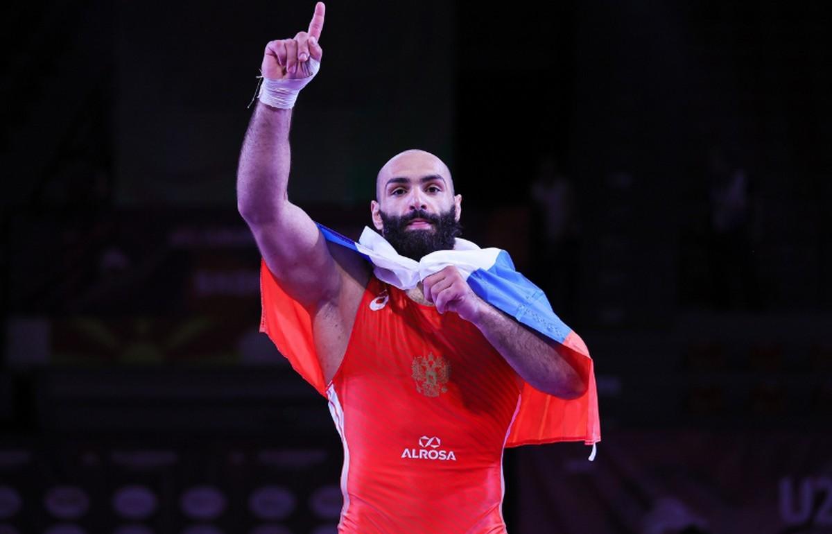Борец из Тверской области Артур Саргсян представит Россию на чемпионате мира в Осло - новости Афанасий