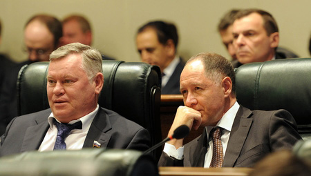 Сенаторы отчитались о своих доходах за 2014 год