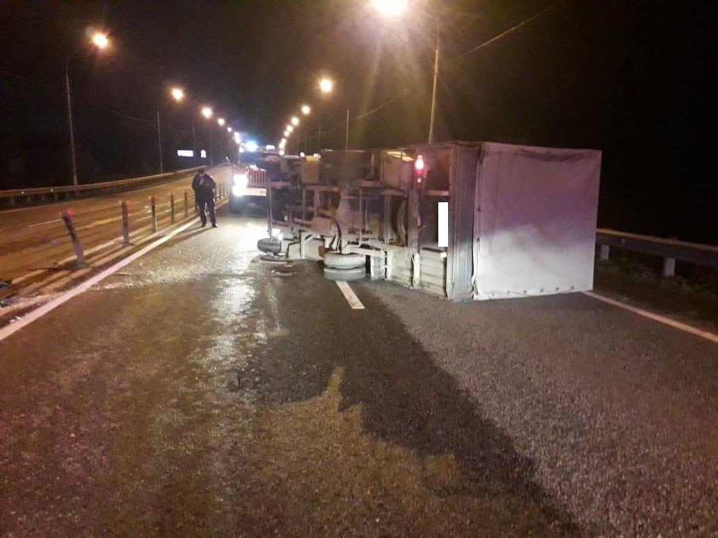Пьяный водитель ГАЗели устроил ДТП с пострадавшим на М10 в Тверской области - новости Афанасий