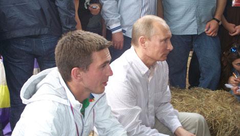 """Владимир Путин планирует посетить """"Селигер"""" этим летом"""