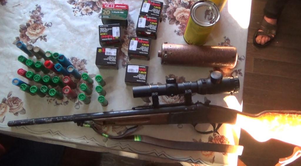 В Тверской области ликвидированы две подпольные оружейные мастерские