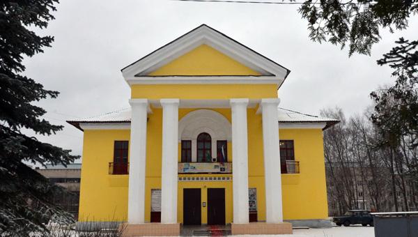 Белогородский ДК: долгожданное обновление