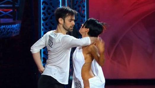 Арсен Агамалян и Оксана Васильева идут дальше в проекте «Танцуй!»