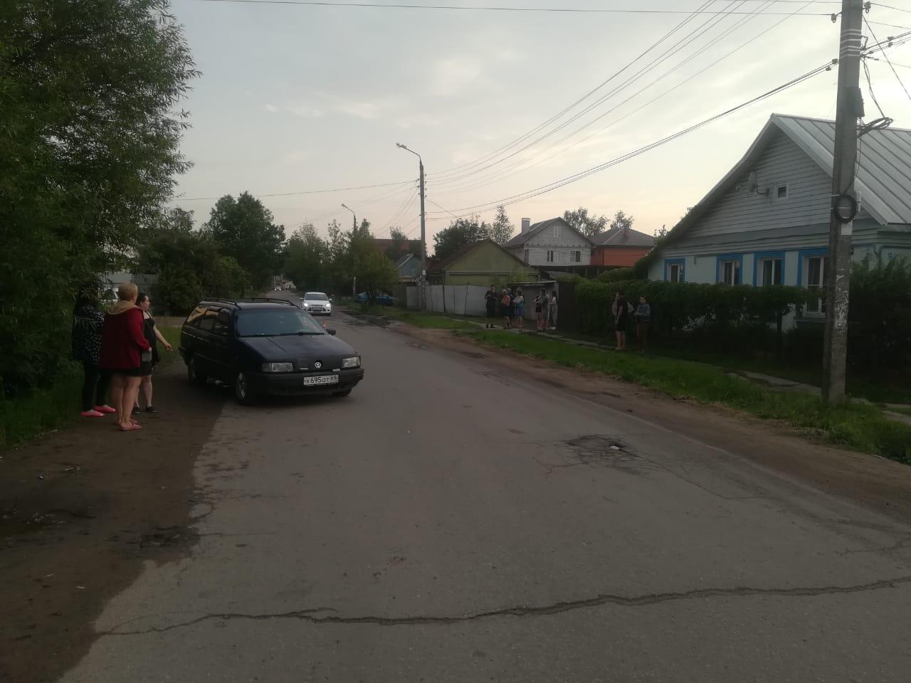 В Твери пьяный водитель сбил 5-летнего мальчика - новости Афанасий