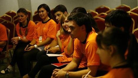 Армина Петросян из ТвГТУ стала участницей образовательного сбора студентов ЦФО