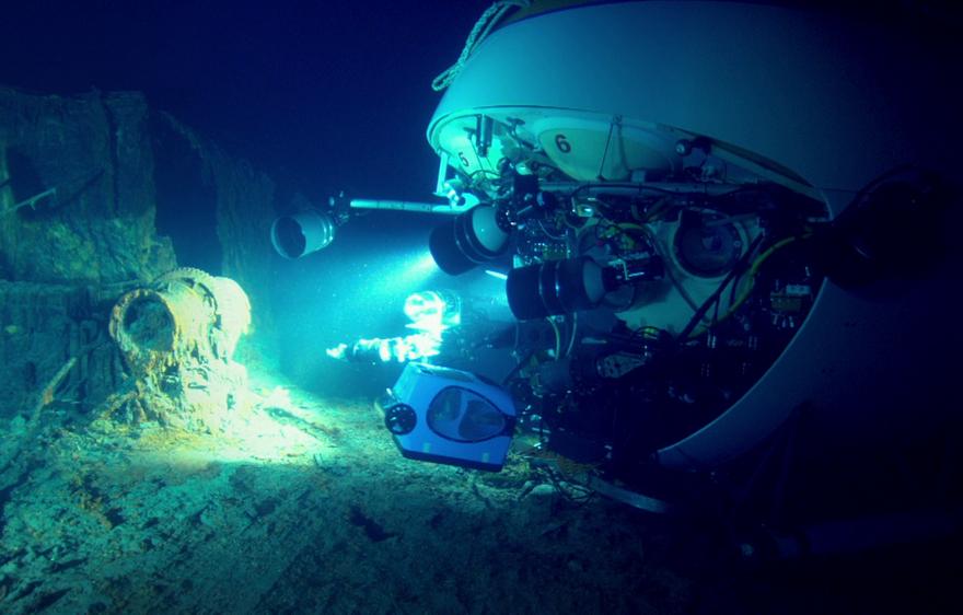 Для исследования Байкала могут достроить глубоководные обитаемые аппараты «Рифт-1» и «Рифт-2»