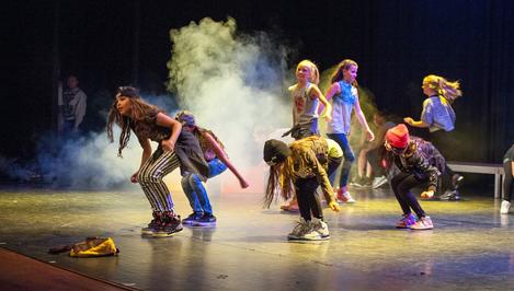 В Твери пройдет конкурс детских танцевальных коллективов