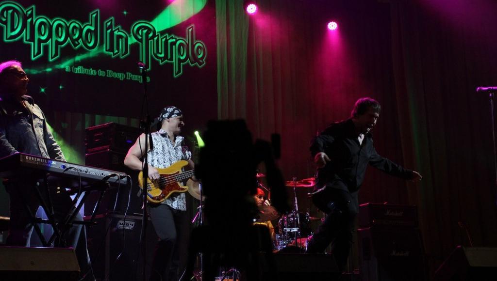 Хиты Deep Purple будут звучать в тверском клубе Big Ben - новости Афанасий