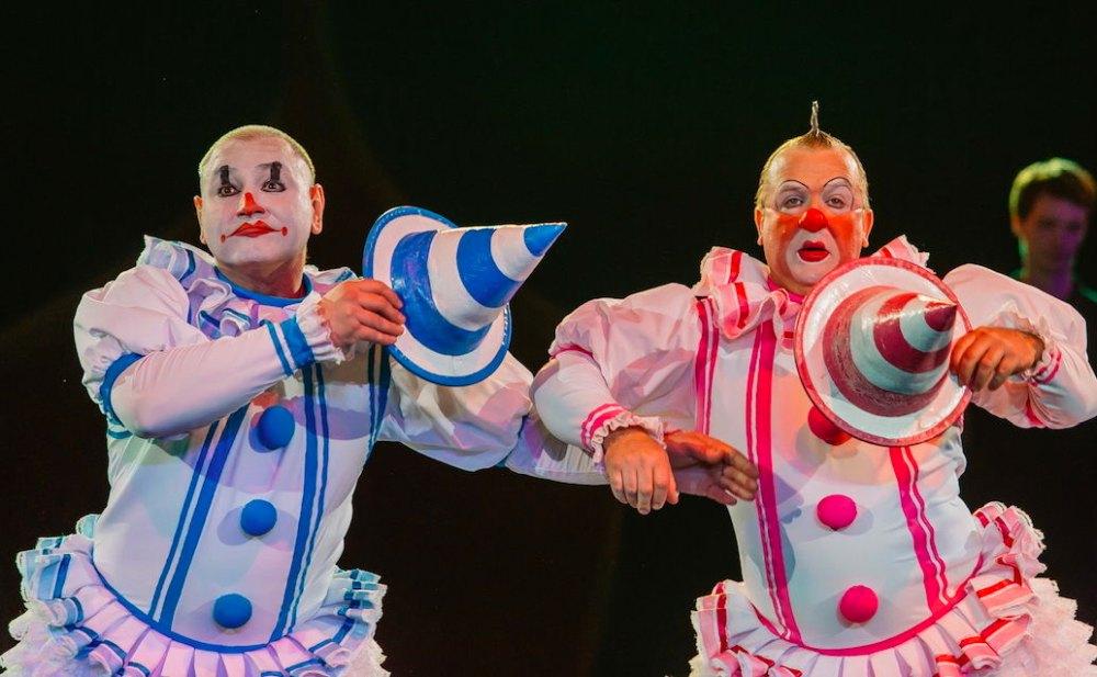 «Шоу белых тигров»: Тверской цирк представляет новую программу