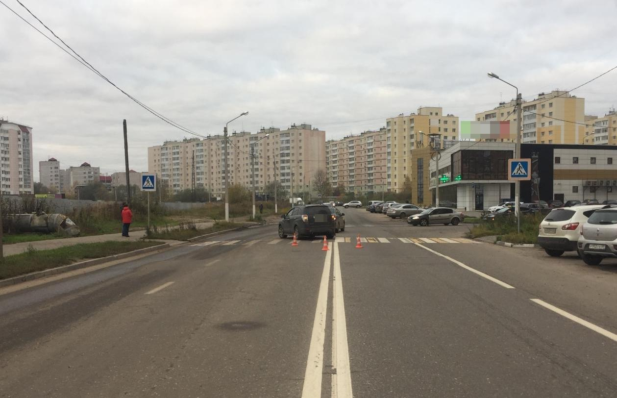 Автоинспекторы устанавливают обстоятельства ДТП в Твери, в котором пострадала женщина - новости Афанасий
