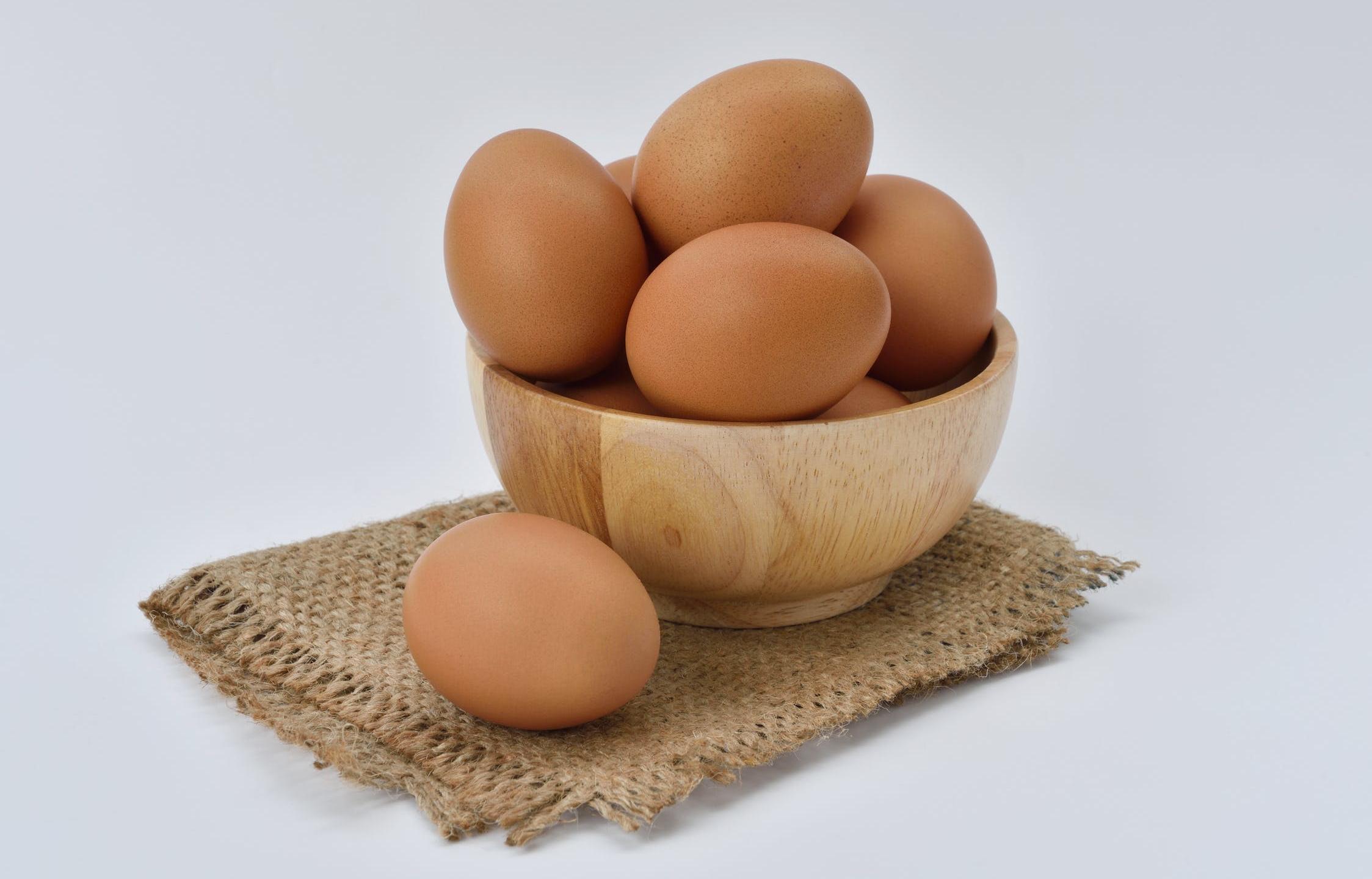 Яйца в Тверской области подорожали на 22,9% в декабре  - новости Афанасий