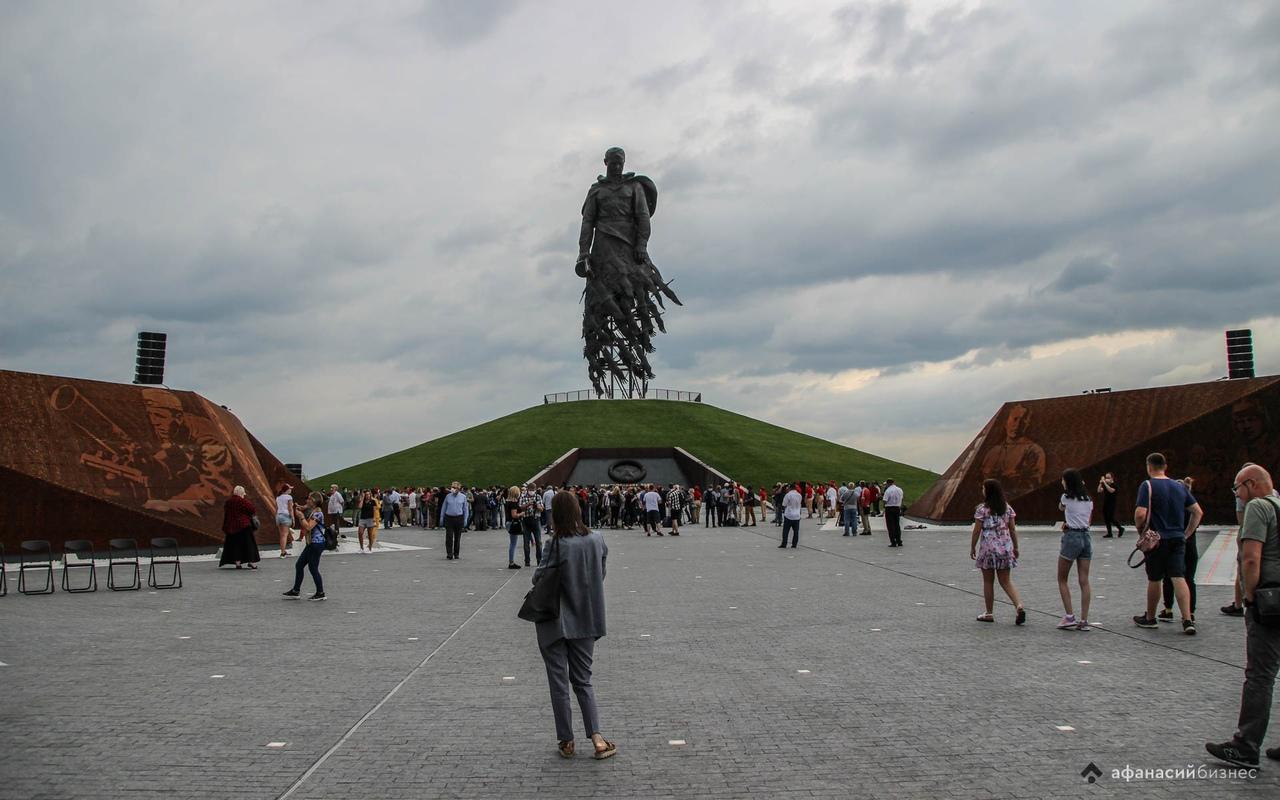 Стал известен временный график работы Ржевского мемориала - новости Афанасий