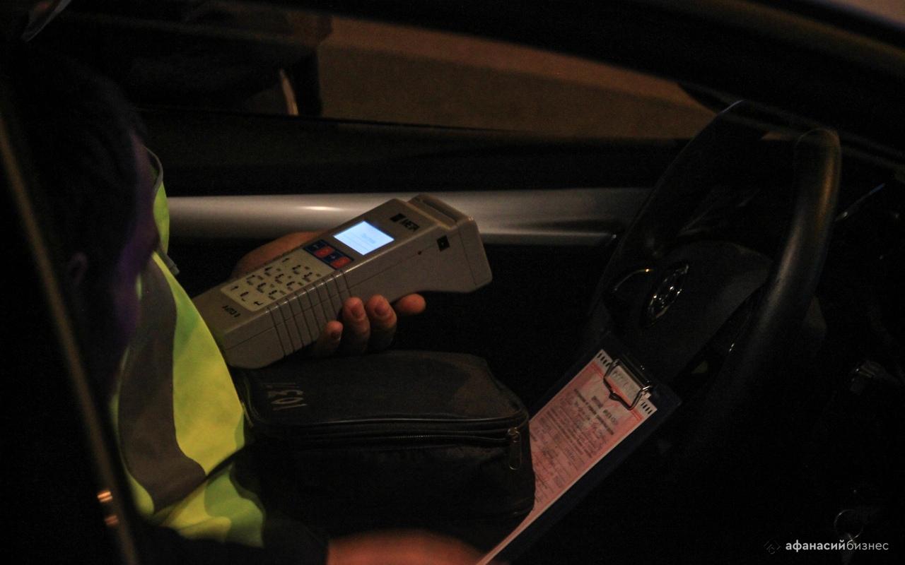 Более десятка пьяных водителей выявили автоинспекторы на дорогах Твери в минувшие выходные - новости Афанасий