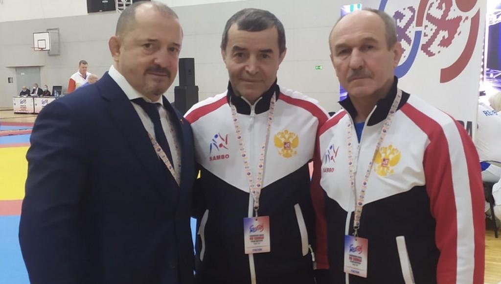 Ветеран самбо из Торжка Тверской области завоевал первое место на чемпионате в Минске - новости Афанасий