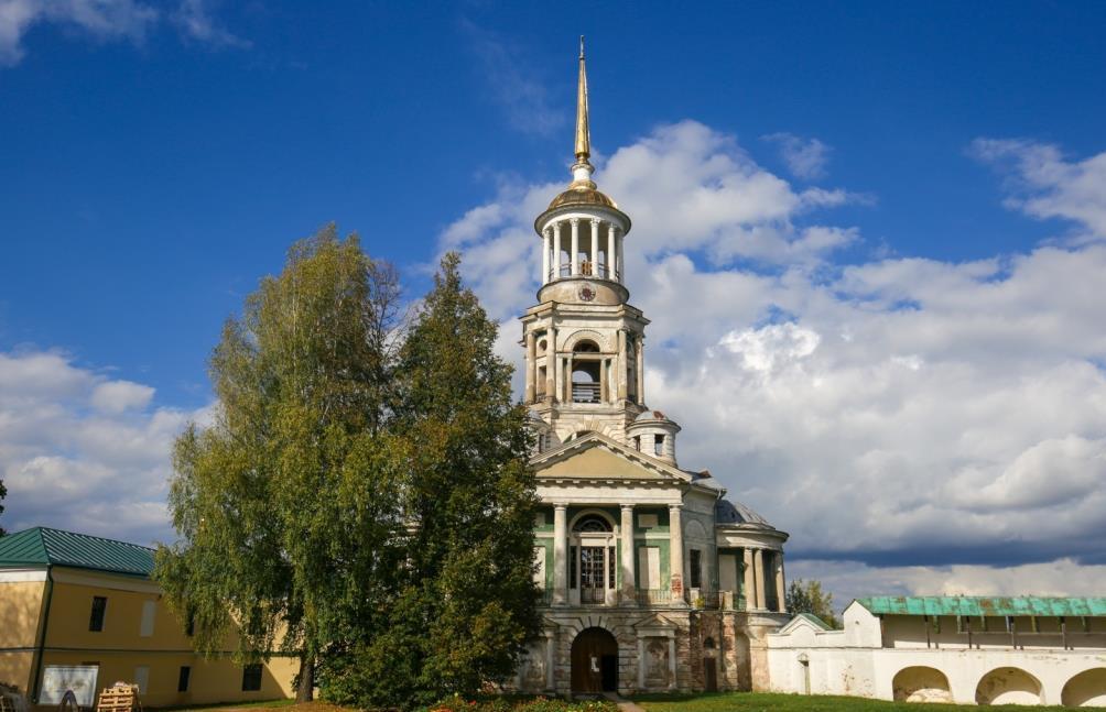 Колокольню в Тверской области отреставрируют за 32,7 млн рублей - новости Афанасий