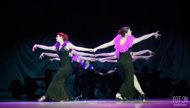 Танцоры студии «Astel» ТвГТУ - лауреаты фестиваля хореографического искусства «Надежда»