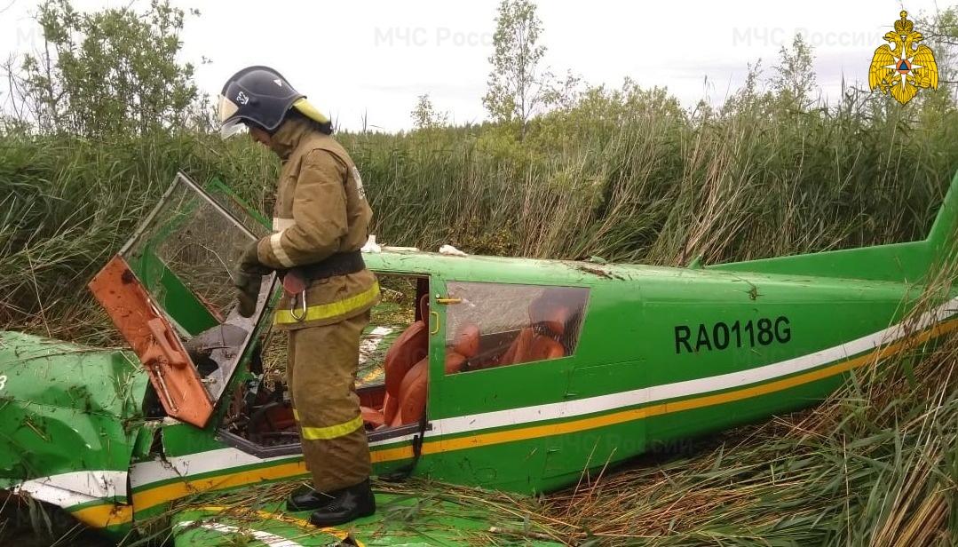 В МАК расследуют причины жесткой посадки самолета в Тверской области - новости Афанасий