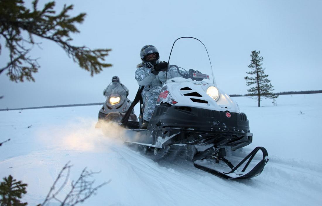Гостехнадзор проверяет снегоходы в Тверской области - новости Афанасий