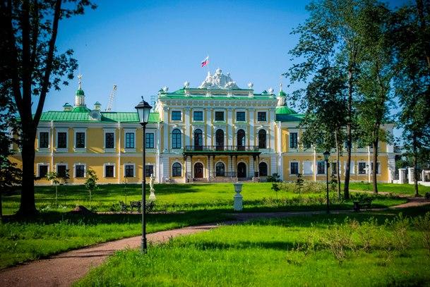 Тверской Императорский дворец приглашает на экскурсии