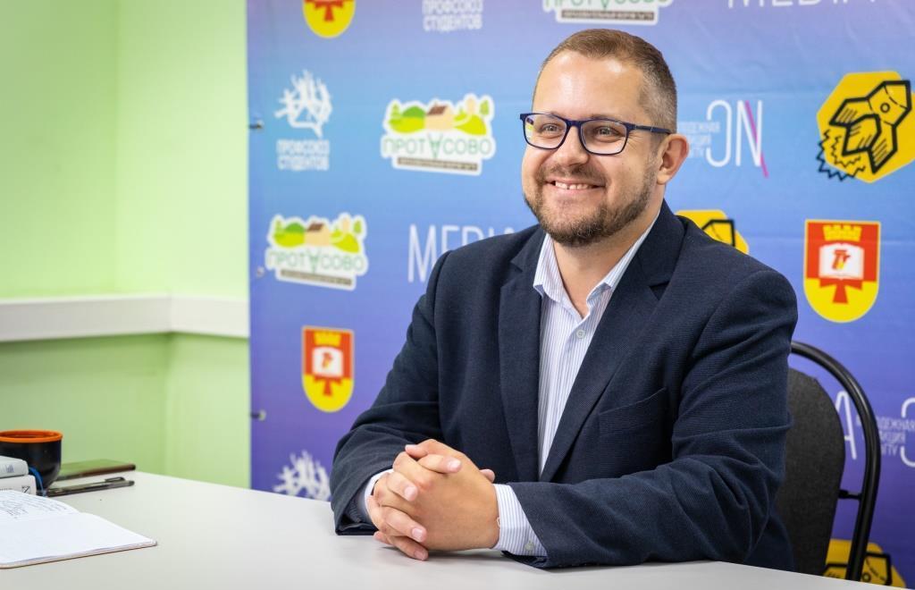 Проректор ТвГТУ признан одним из лучших работников сферы молодежной политики Тверской области - новости Афанасий