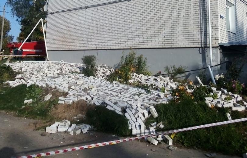 В Тверской области в доме, где обрушилась облицовка, проведут техническое обследование - новости Афанасий