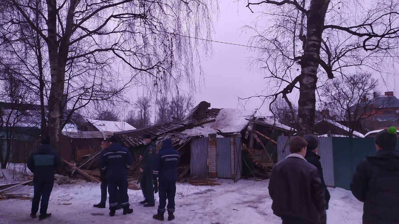 В Тверской области мужчина чудом выжил после хлопка газа в частном доме - новости Афанасий
