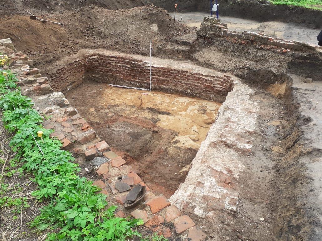 На раскопках в Твери археологи обнаружили старинный клад  - новости Афанасий