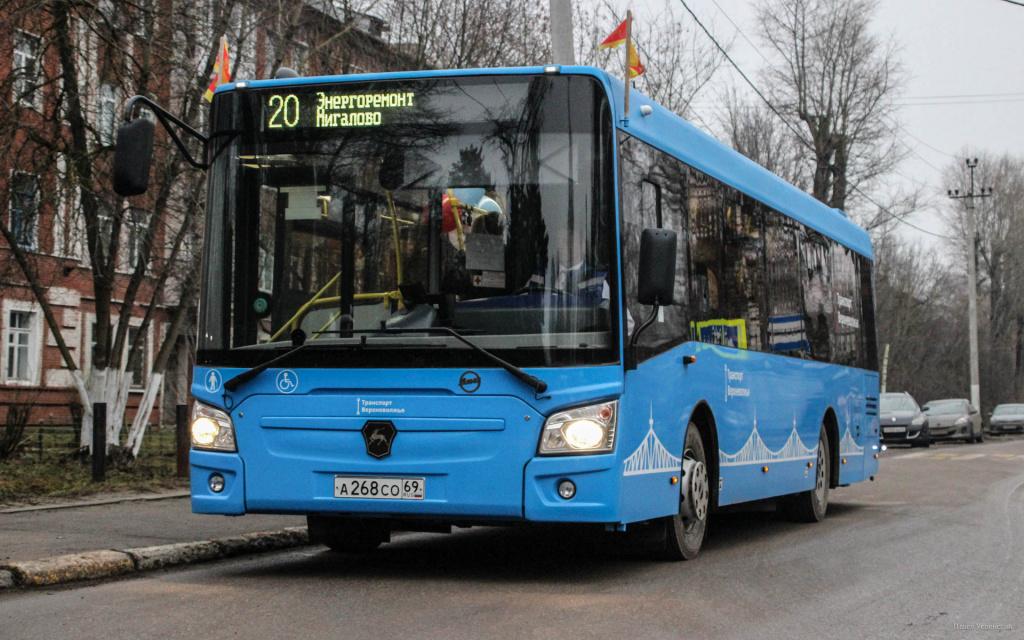 8,2 млн раз пассажиры воспользовались услугами «Транспорта Верхневолжья» с февраля 2020 года - новости Афанасий