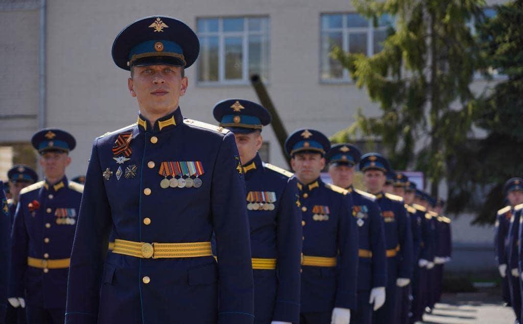 В Твери состоялся 64-ый выпуск офицеров Военной академии воздушно-космической обороны