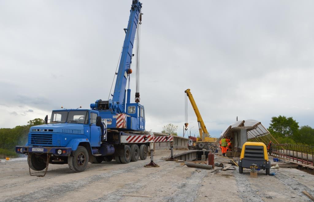 Названа возможная дата открытия «Крупского моста» в Твери - новости Афанасий