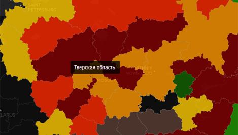 Тверская область получила отрицательный балл в рейтинге Гринпис по решению проблемы отходов