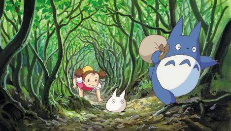 В Твери покажут классику аниме «Мой сосед Тоторо»