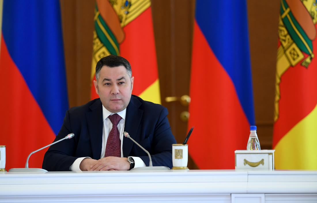 Тверская область в I квартале заработала 15,6 млрд рублей, потратила – 12,1 млрд - новости Афанасий
