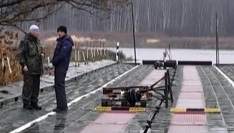 Понтонный мост соединит Тверскую и Московскую области