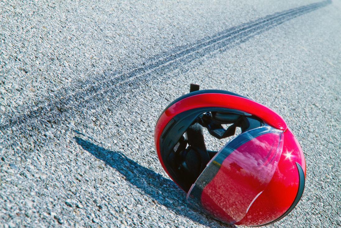 В ДТП под Конаково Тверской области тяжело пострадал мотоциклист