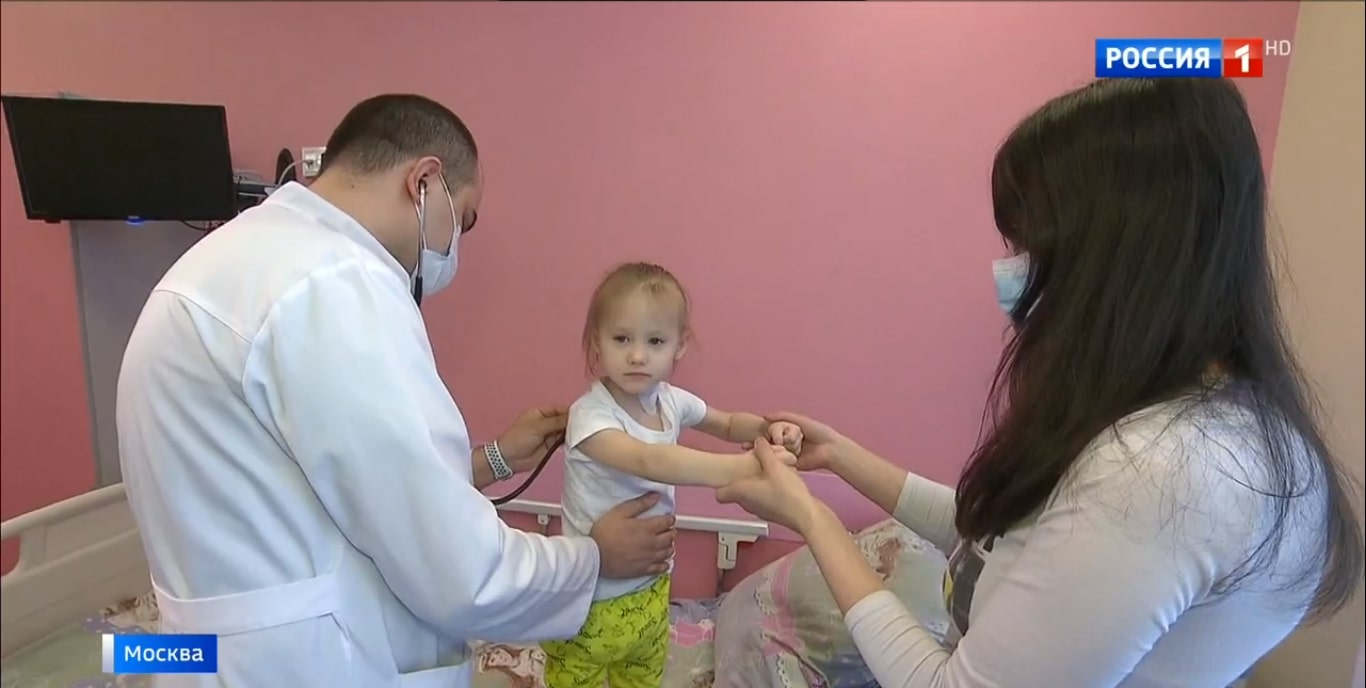 Трехлетнюю жительницу Тверской области, пережившую клиническую смерть, спасли врачи Морозовской больницы - новости Афанасий